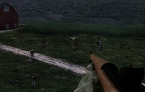 Fps-gioco-con-zombies-in-un-campo